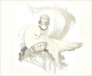 http://thinkspacegallery.com/2011/10/show/Amy-Sol---_Tea-Leaves_---study.jpg
