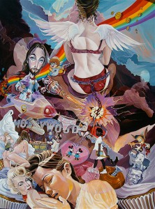 http://thinkspacegallery.com/2010/12/project2/show/David-MacDowell-Free-To-Be-You-And-Me---Acrylic-on-canvas---30x40---1600.jpg