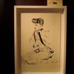 Framed image with bonus works