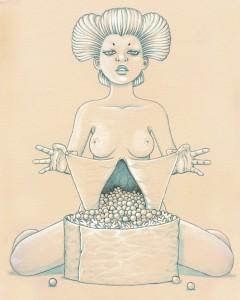 http://thinkspacegallery.com/2008/drawingroom/show/Jason-Levesque-Caviar.jpg