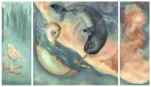 http://thinkspacegallery.com/2010/08/show/Jen-Lobo---We-Are-Worlds-Apart---oil-on-wood-panels-(tripdych)---$2200.jpg