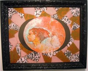 http://thinkspacegallery.com/2010/08/show/Melanie-Moore-Eros---Philos---Agape---Mixed-media-on-hand-made-quilt-(framed).jpg