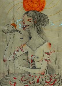 http://thinkspacegallery.com/2008/drawingroom/show/Nomi-Chi-Bone-Chain-II.jpg
