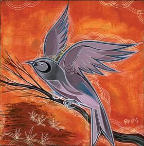 http://thinkspacegallery.com/2010/01/show/Robert-Bellm---Purple-Bird.jpg