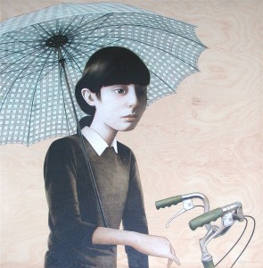 http://thinkspacegallery.com/2012/08/project2/show/SeanMahan_girl-and-bicycle-2.jpg