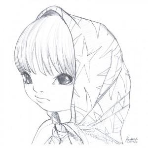 http://thinkspacegallery.com/2012/03b/show/Star-Scarf-drawing-22x22cm.jpg