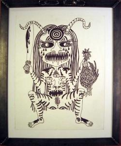 http://thinkspacegallery.com/2009/01/show/UFO---BKLYN-Onibaba.jpg