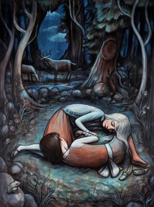 http://thinkspacegallery.com/2012/12/show/asleep-in-the-forest.jpg