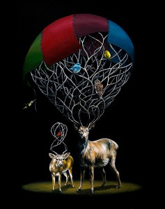 http://thinkspacegallery.com/2010/11/show/jacub-gagnon-1-Elementary-Deer-Watson.jpg