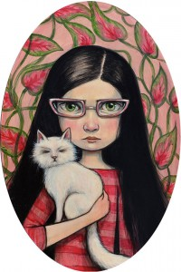 http://thinkspacegallery.com/2014/10/show/kellyvivanco_cat_eyes-720.jpg