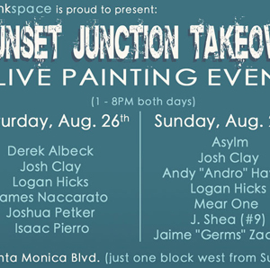 Sunset Junction Takeover