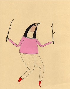 http://thinkspacegallery.com/2007/11/show//untitled-(bird-in-pink-swea.jpg