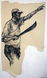 http://thinkspacegallery.com/2008/mostlymemory/show/ARMSROCK-machete.jpg