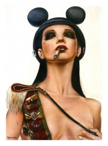 http://thinkspacegallery.com/2010/10/show/AT-EASE-mutha-fucka-18x24_-oil_mixed-media-on-maple-board_2010-VIVEROShi-res2F71.jpg