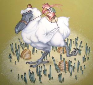 http://thinkspacegallery.com/2010/08/show/Allison-Sommers---He-Aint-Heavy---Gouache-on-illustration-board-(framed).jpg