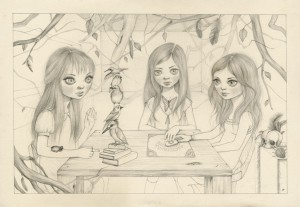 http://thinkspacegallery.com/2010/08/show/Ana-Bagayan---The-Hypnotist---Graphite-on-Rives-BFK-Paper.jpg