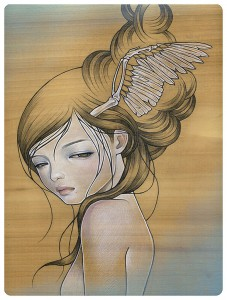 http://thinkspacegallery.com/2008/project/lookingglass/show/Audrey-Kawasaki-ill-stay-here.jpg