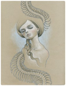 http://thinkspacegallery.com/2008/drawingroom/show/Audrey-snakebones_and_girl2_lj.jpg