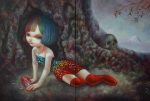 http://thinkspacegallery.com/2012/03b/show/Beginning-the-Forest-45.5x67cm.jpg