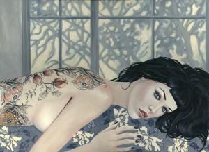http://thinkspacegallery.com/2010/08/show/Cate-Rangel---acrylic-on-wood-panel.jpg