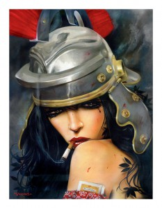 http://thinkspacegallery.com/2010/10/show/DEFEND-HER_18x24_2010-B.-Viveros-oil_acrylic_mixed-media-on-maple-board2808.jpg