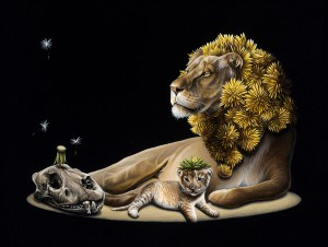 http://thinkspacegallery.com/2012/11/project/show/Dandy-Lions.jpg
