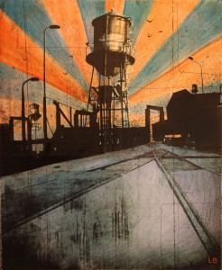 http://thinkspacegallery.com/2011/03/show/Dawn-on-the-tracks.jpg