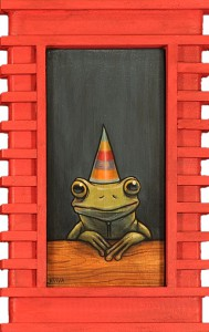 http://thinkspacegallery.com/2011/02/show/FrogParty.jpg