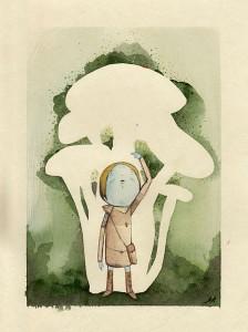 http://thinkspacegallery.com/2010/01/show/Ghostpatrol---amongst-spore-shelter.jpg