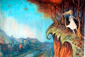 http://thinkspacegallery.com/2012/12/show/Girl-Near-the-Cliff.jpg