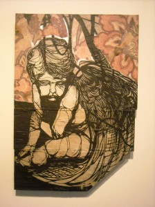 http://thinkspacegallery.com/2010/08/show/Imminent-Disaster-Cherub---Woodblock-print-on-paper-on-wood---10.25-x-15---450.jpg