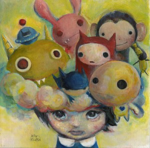 http://thinkspacegallery.com/2012/01/aaf/show/KUMO-NO-BOUSHI.jpg