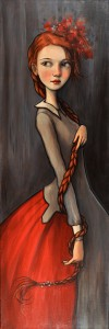 http://thinkspacegallery.com/2010/12/project2/show/Kelly-Vivanco-Braid-12x36-Acrylic-on-canvas.jpg