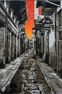 http://thinkspacegallery.com/2009/08/show/Logan-Hicks-Athens-Alley.jpg