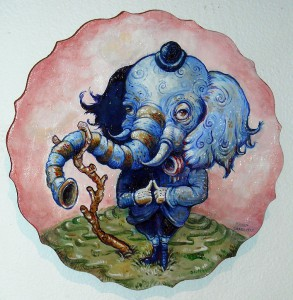 http://thinkspacegallery.com/2010/01/show/Molly-Crabapple---Elephant-Boy.jpg