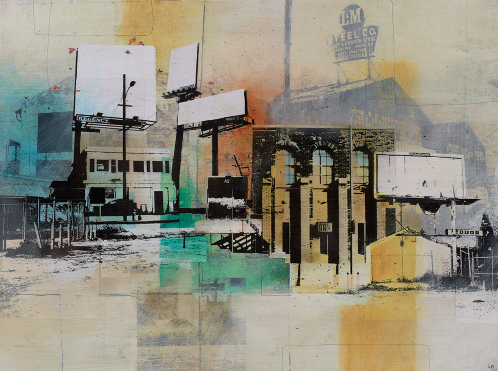 New Works from Liz Brizzi (project room) | Thinkspace Projects