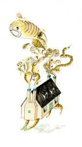 http://thinkspacegallery.com/2010/01/show/Raquel-Aparicio---iron-tiguer.jpg