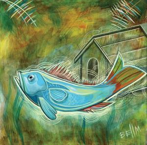 http://thinkspacegallery.com/2010/01/show/Robert-Bellm---Fresh-Fish.jpg