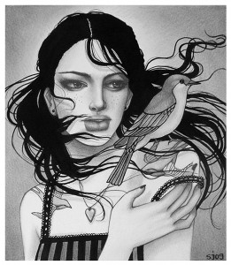 http://thinkspacegallery.com/2010/01/show/Sarah-Joncas---A-Mocking-Birds-Perch.jpg