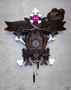 http://thinkspacegallery.com/2009/08/show/Stefan-Strumbel-ahoikuckuck.jpg
