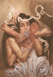 http://thinkspacegallery.com/2010/01/show/Tran-Nguyen-were-coming-apart.jpg