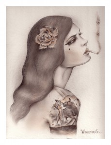 http://thinkspacegallery.com/2010/10/show/VIVA-drawing-ON-TWINROCKER-HANDMADE-PAPER-9x12_2010_graphite_airbrush_watercolorCB04.jpg