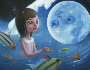 http://thinkspacegallery.com/2014/06/show/anabagayan_FallenMoon.jpg