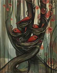 http://thinkspacegallery.com/2008/uncommon/show/four-nests.jpg
