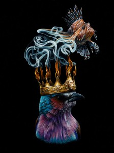 http://thinkspacegallery.com/2014/07/show/jacubgagnon_thelioncrown1.jpg