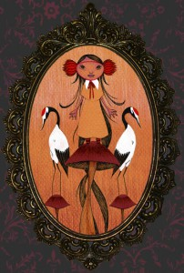 http://thinkspacegallery.com/2007/04/show/lily-and-cranes.jpg