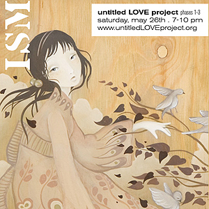 Untitled Love Project, Phases 1-3
