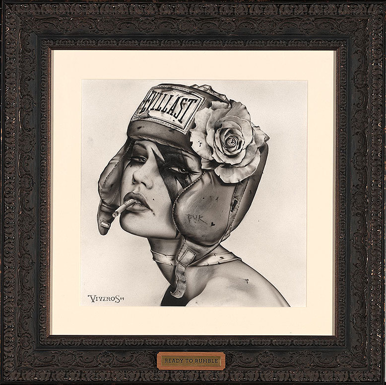 Brian M Viveros Thinkspace Projects