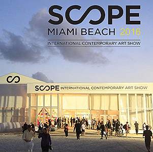 Scope Miami 2016 | Thinkspace Projects